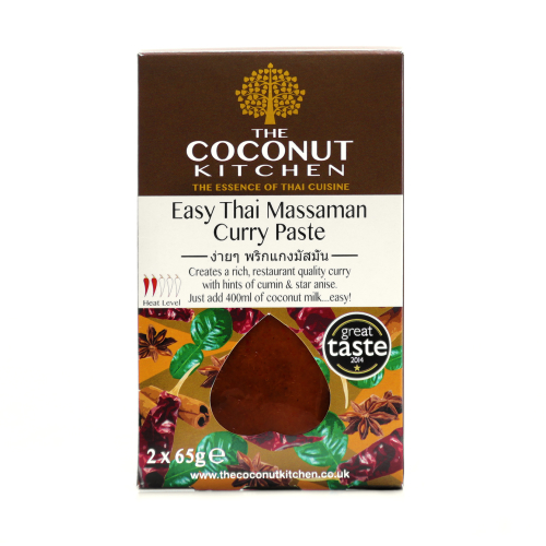 Easy Thai Massaman Curry Paste