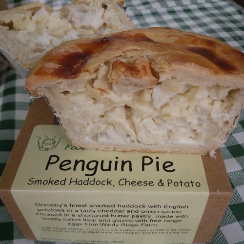 Penguin Pie (Smoked Haddock)