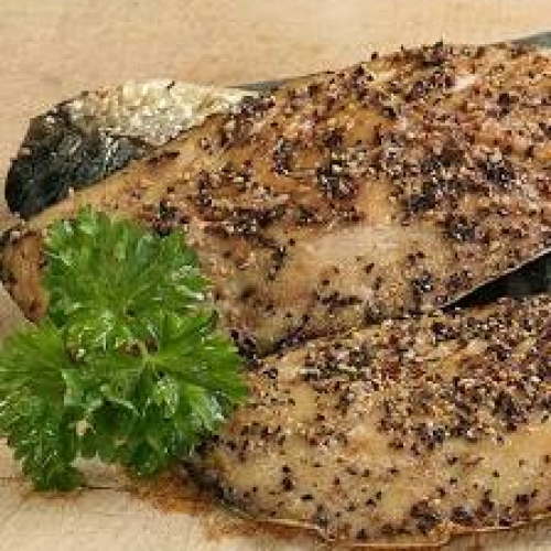 Springs Smoked Peppered Mackerel Fillets