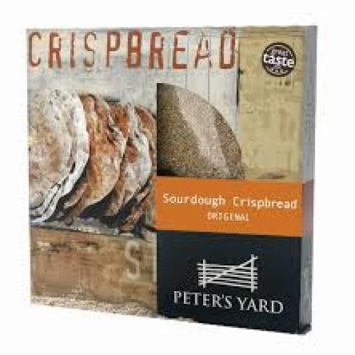 Peter's Yard - Artisan Sourdough Crispbread-Boxed
