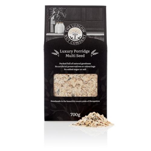 Luxury Porridge with Multi Seed Mix