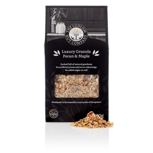 Luxury Pecan & Maple Granola