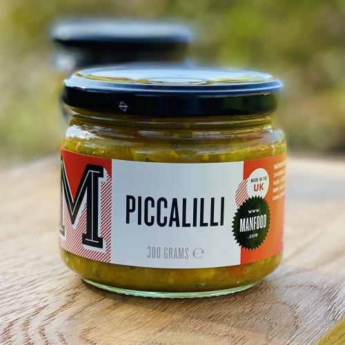Manfood Chunky Piccalilli