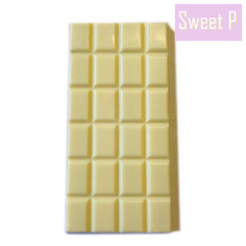 PLAIN WHITE CHOCOLATE BAR