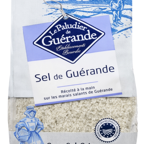 Sel de Guerande/ Celtic sea salt 1 kg coarse organic certified