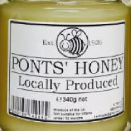 Lincolnshire honey