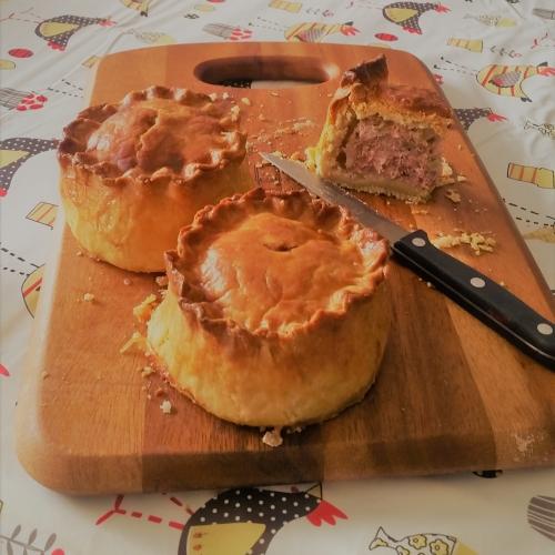 Medium Pork Pie