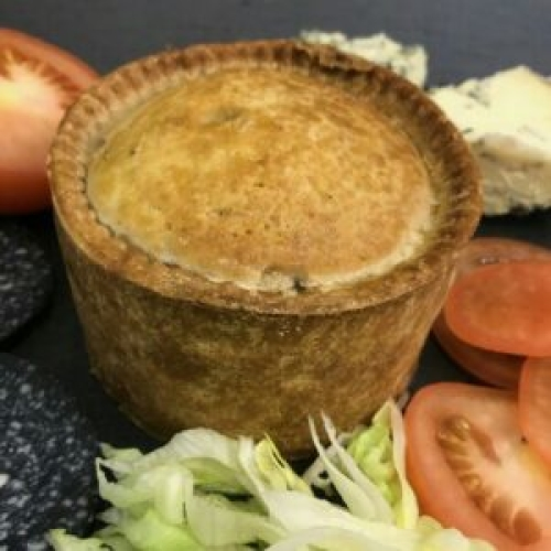 1lb Traditional Pork Pie