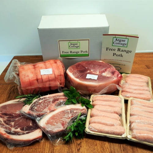 Other meat box sizes/variations are available