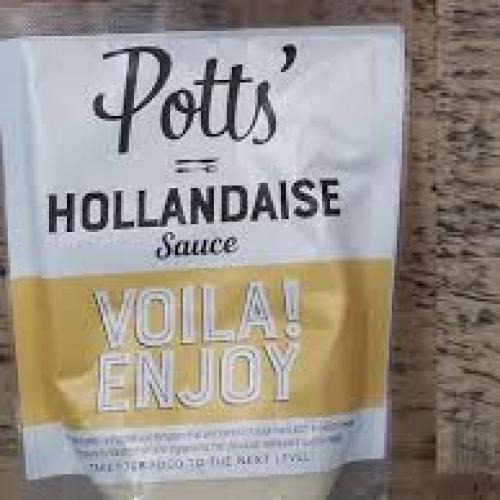 Potts - Hollandaise sauce