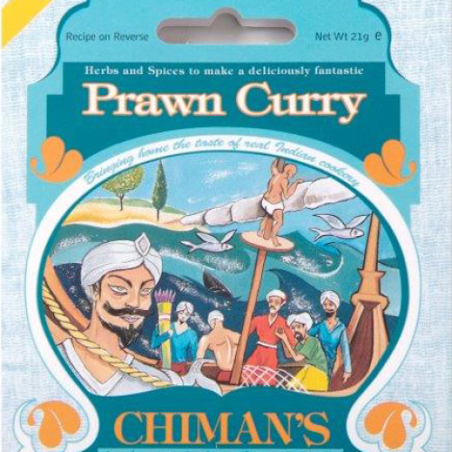 Prawn Curry spice mix