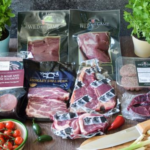 Premium Meat Lovers Box