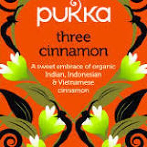 Pukka - Three Cinnamon