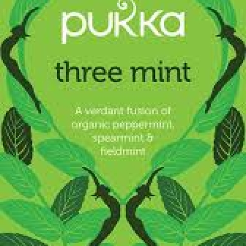 Pukka - Three Mint