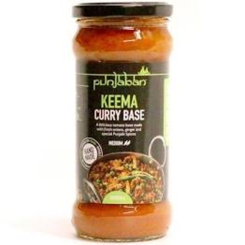Punjaban - Keema Curry Base Medium (6 x 350g)