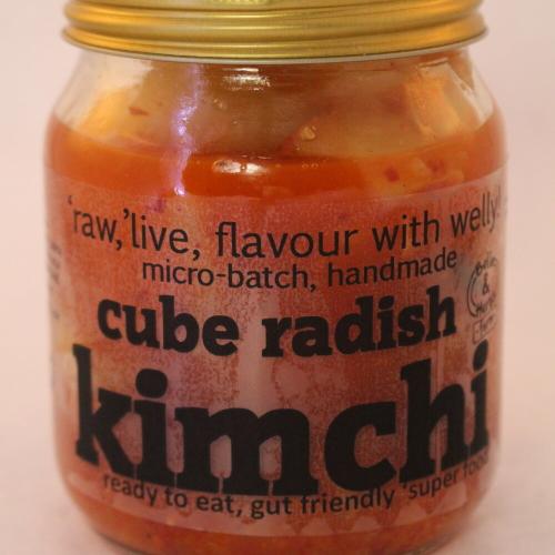 Radish Cube Kimchi