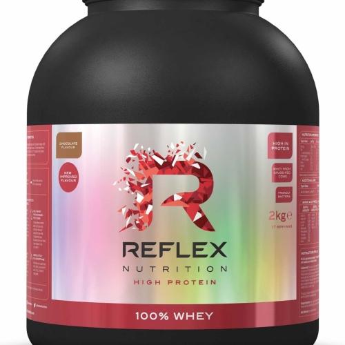 Reflex 100% Whey 2kg