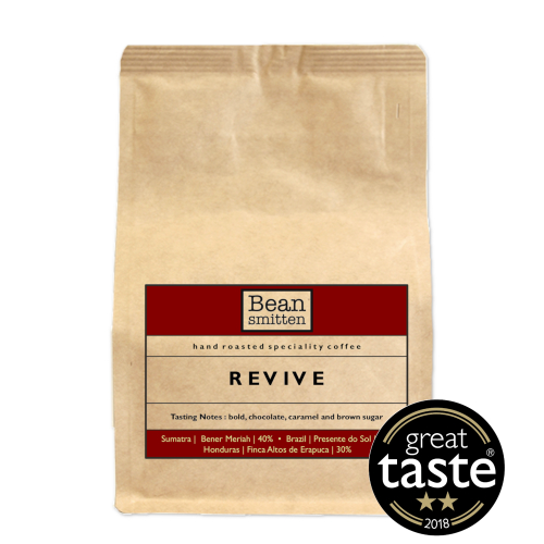 Revive Blend Hand Roasted Coffee Beans