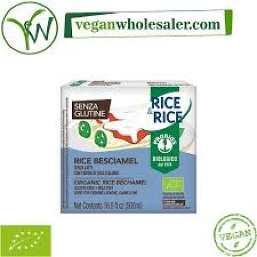 Rice & Rice Gluten-Free Béchamel