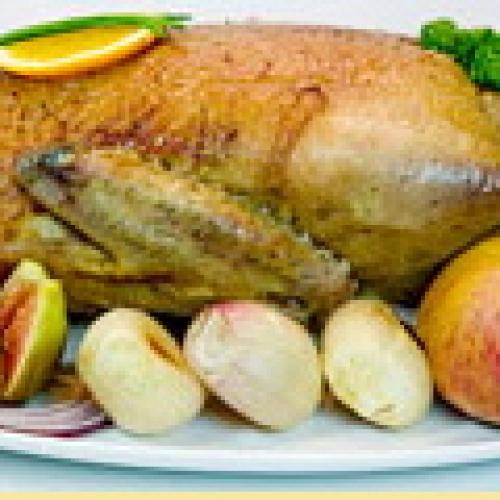 Organic Aylesbury Duck