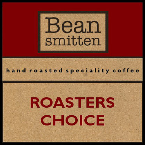 250g Roasters Choice specialty coffee beans