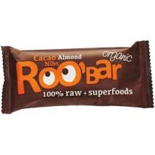 RooBar Chocolate Covered Bar