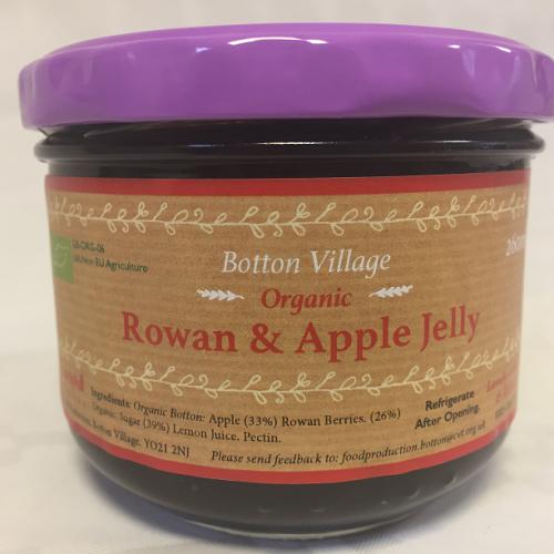 Rowan & Apple Jelly, Organic