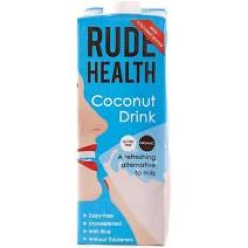 Rude Health - GF Organic Coconut Drink (Dairy-Free)