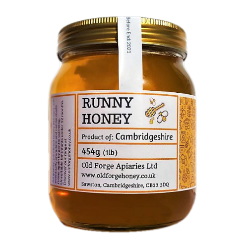 Runny Cambridgeshire Honey