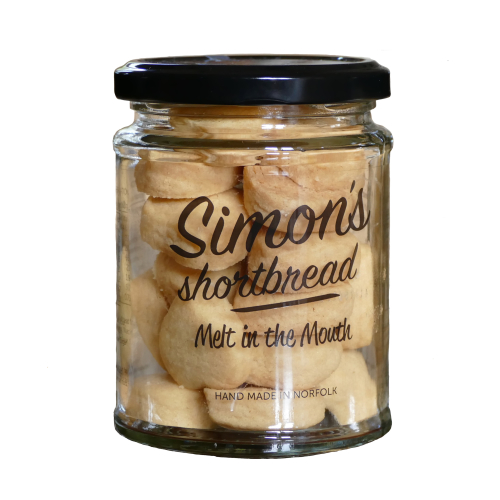 Simon's Shortbread 90g