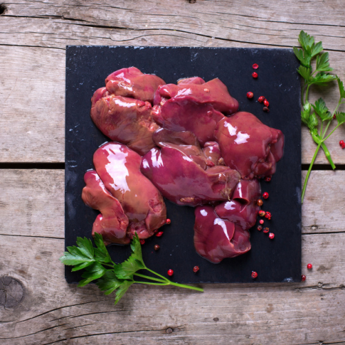 Pasture Raised Chicken Livers