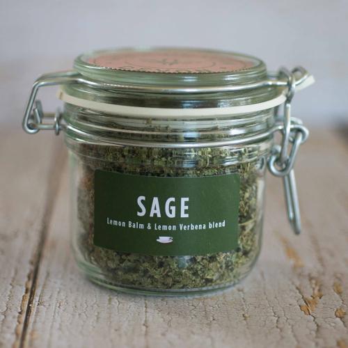 Sage Herbal Tea Blend