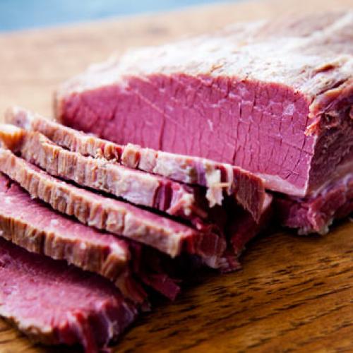 Salt Beef (Uncooked)