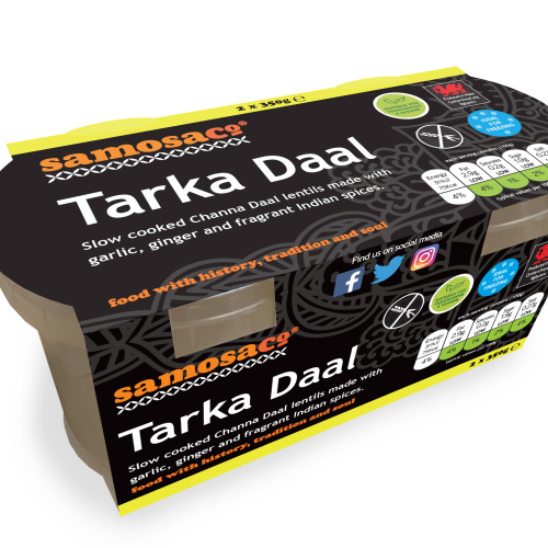 Tarka Daal (twin pot pack)