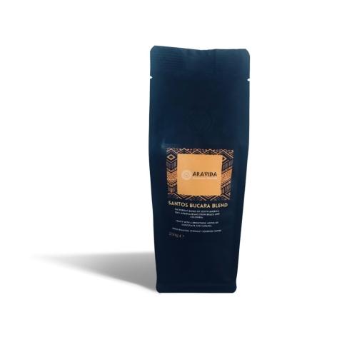 Santos Bucara Blend Coffee - 250g