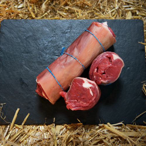 Boned & Rolled Loin of Kid Goat