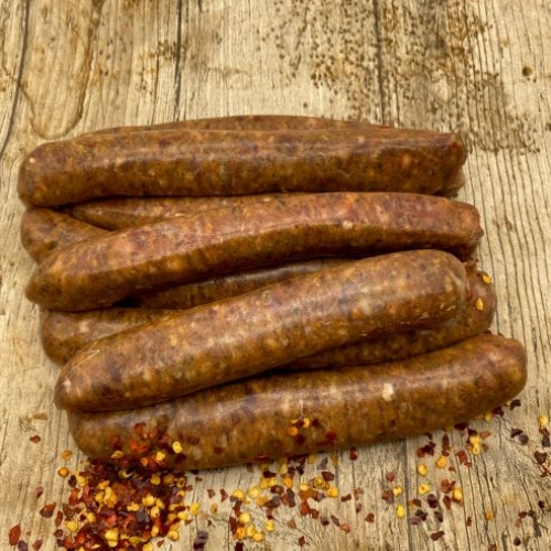 Maple & Chilli Sausages
