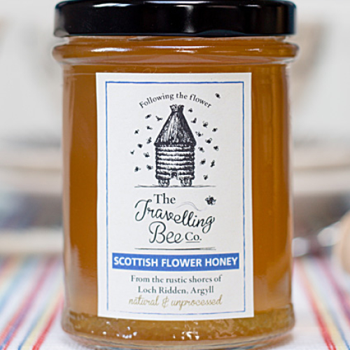 Scottish Flower Honey