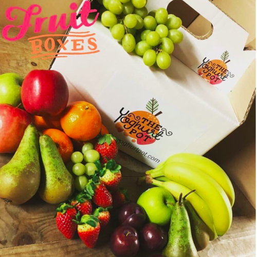 Essentials Fruit Box