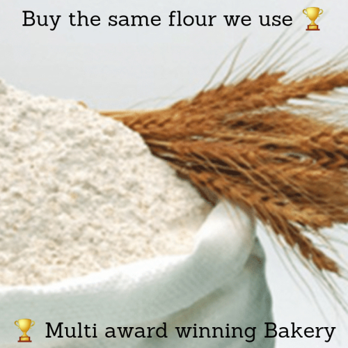 🏆 Strong White Bread Flour