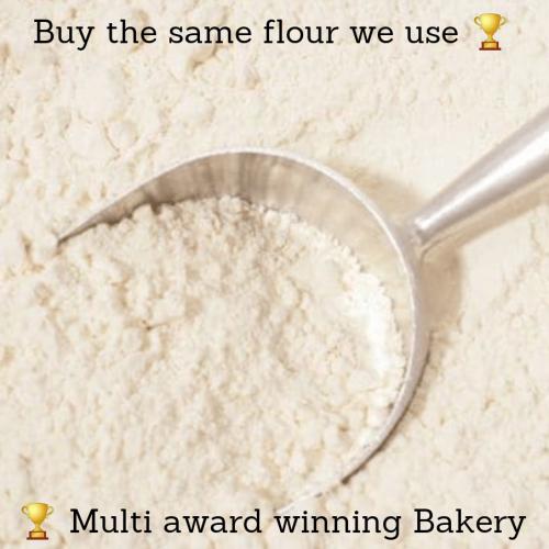 🏆 White Bread Flour