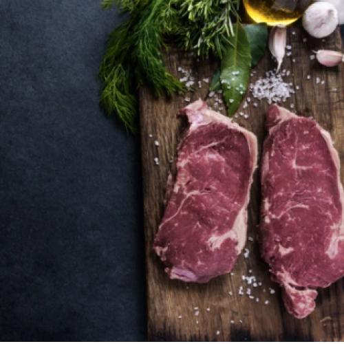 Grass Fed Organic Taster Beef Box