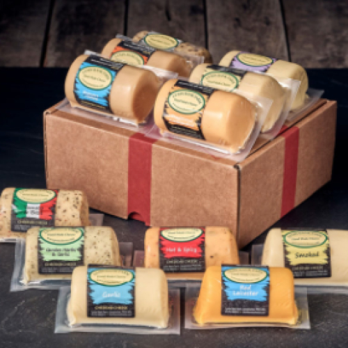 Cheese Lovers Box