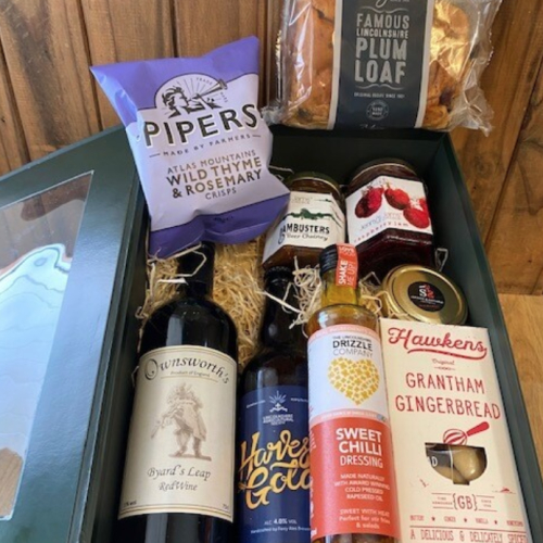 Lincolnshire Agricultural Society hamper