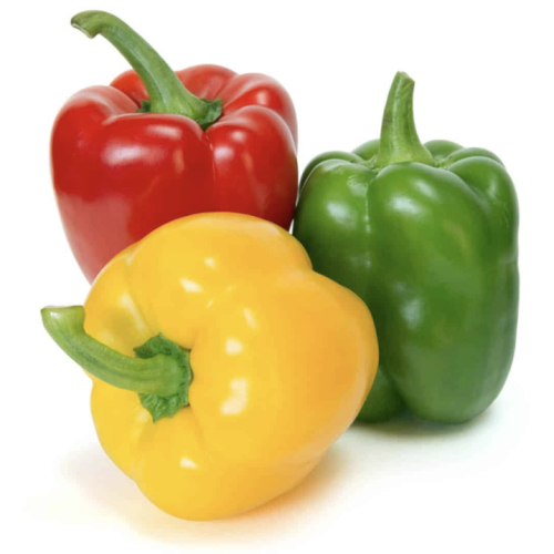 Peppers - Red, green, or Yellow
