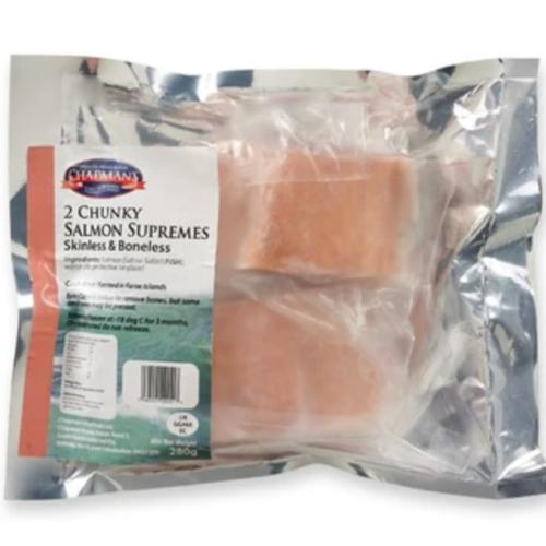 Chunky Salmon Supremes