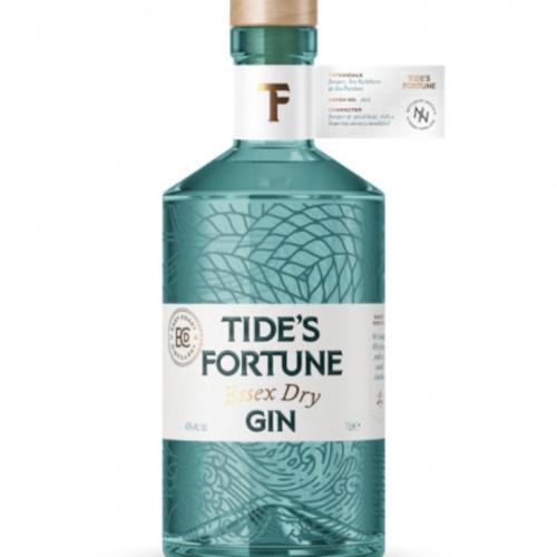 Tide's Fortune Premium Dry Gin