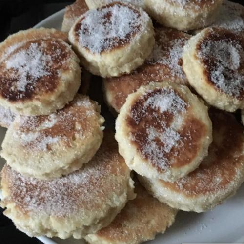 Welsh Fruit Bakestones