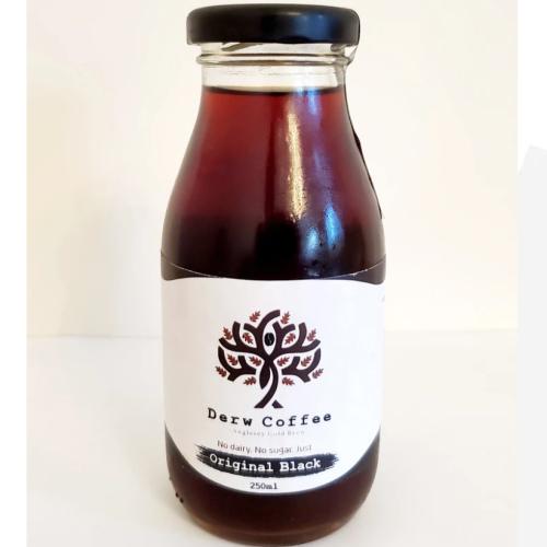 Original Black Derw Cold Brew Coffee