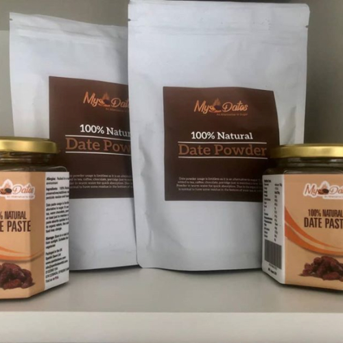Date Paste and Date Powder Gift Pack